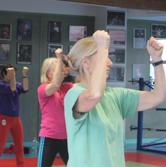 Renforcement Musculaire et Body Tonic