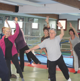 Gym Synchro, Equilibre et Gym Mémoire